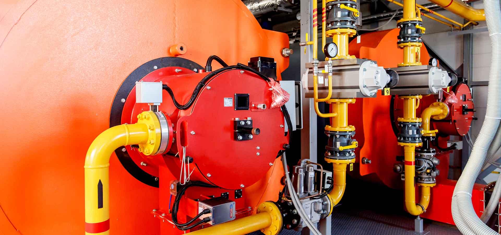 Boilers & Controls