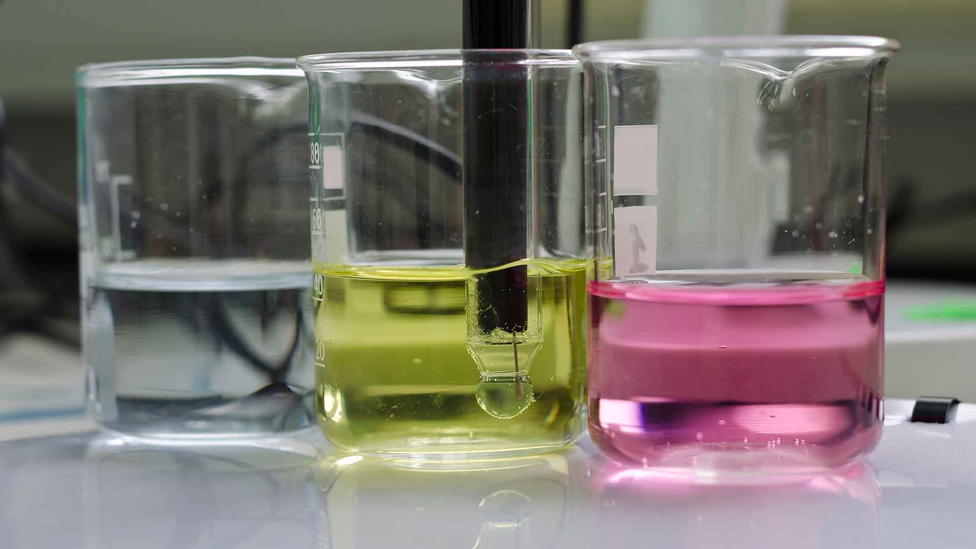 Water Treatment & Chemical Analysis